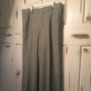 Banana Republic Ladies lined trousers. Size 10
